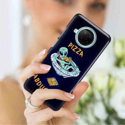 ETUI CLEAR NA TELEFON XIAOMI REDMI NOTE 9T PRO 5G ST_ALIEN-2021-1-105