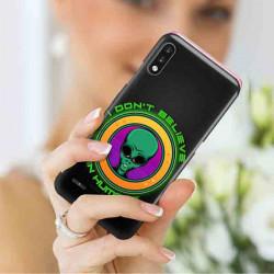 ETUI CLEAR NA TELEFON LG K22 ST_ALIEN-2021-1-106