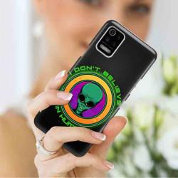 ETUI CLEAR NA TELEFON LG K62 ST_ALIEN-2021-1-106
