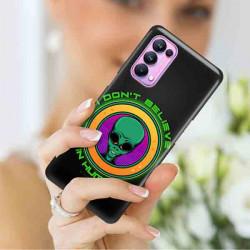 ETUI CLEAR NA TELEFON OPPO RENO 5 PRO 5G ST_ALIEN-2021-1-106