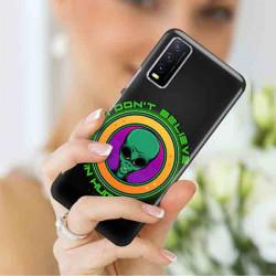 ETUI CLEAR NA TELEFON VIVO Y20 2021 / Y20I / Y20S / Y11S ST_ALIEN-2021-1-106