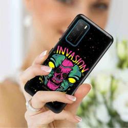 ETUI CLEAR NA TELEFON HUAWEI HONOR PLAY 4 ST_ALIEN-2021-1-107