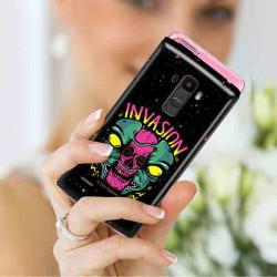 ETUI CLEAR NA TELEFON LG X STYLO 7 5G ST_ALIEN-2021-1-107