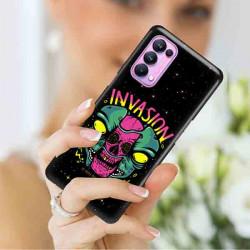 ETUI CLEAR NA TELEFON OPPO RENO 5 PRO 5G ST_ALIEN-2021-1-107
