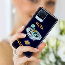 ETUI CLEAR NA TELEFON REALME REALME 8 5G / V13 5G ST_ALIEN-2021-1-105