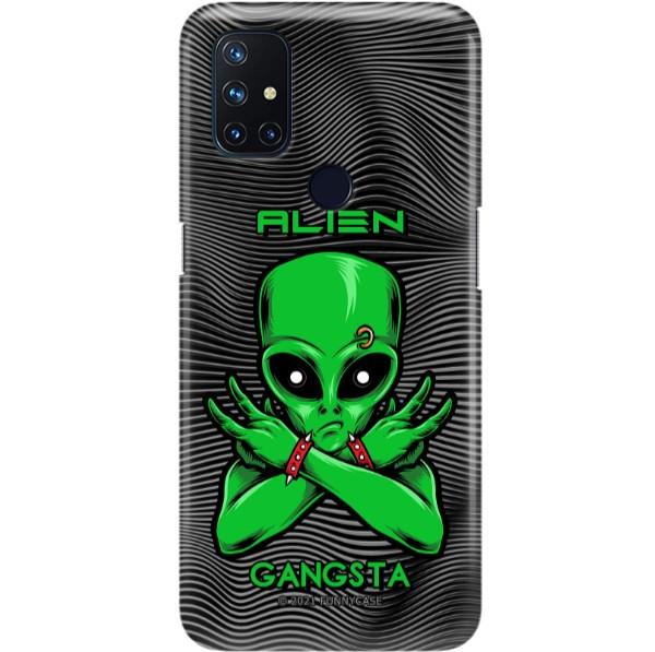 ETUI CLEAR NA TELEFON ONEPLUS NORD N10 5G ST_GRF-2021-1-100