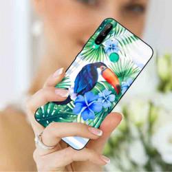 ETUI BLACK CASE GLASS NA TELEFON HUAWEI Y7P 2020 ST_TRPA-2021-1-100