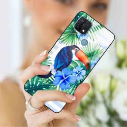 ETUI BLACK CASE GLASS NA TELEFON OPPO A15 ST_TRPA-2021-1-100