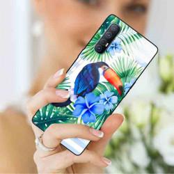 ETUI BLACK CASE GLASS NA TELEFON OPPO RENO 3 PRO ST_TRPA-2021-1-100
