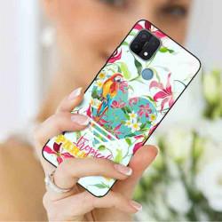 ETUI BLACK CASE GLASS NA TELEFON OPPO A15 ST_TRPA-2021-1-105