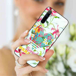 ETUI BLACK CASE GLASS NA TELEFON REALME REALME X50 ST_TRPA-2021-1-105