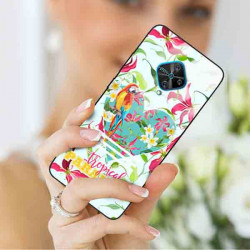 ETUI BLACK CASE GLASS NA TELEFON VIVO Y51 2020 ST_TRPA-2021-1-105