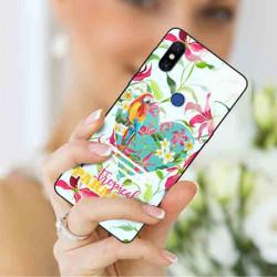 ETUI BLACK CASE GLASS NA TELEFON XIAOMI MI MIX 3 ST_TRPA-2021-1-105