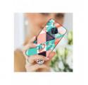 ETUI BLACK CASE GLASS NA TELEFON VIVO Y51 2020 ST_TRPA-2021-1-106