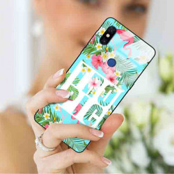 ETUI BLACK CASE GLASS NA TELEFON XIAOMI MI MIX 3 ST_TRPA-2021-1-107