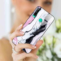 ETUI BLACK CASE GLASS NA TELEFON HUAWEI Y7P 2020 ST_MARM-2021-3-100