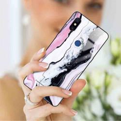 ETUI BLACK CASE GLASS NA TELEFON XIAOMI MI MIX 3 ST_MARM-2021-3-100