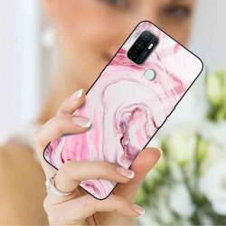 ETUI BLACK CASE GLASS NA TELEFON OPPO A33 ST_MARM-2021-3-101