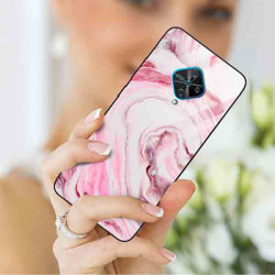 ETUI BLACK CASE GLASS NA TELEFON VIVO Y51 2020 ST_MARM-2021-3-101
