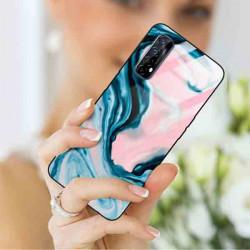ETUI BLACK CASE GLASS NA TELEFON REALME REALME 7 ST_MARM-2021-3-102