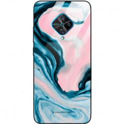 ETUI BLACK CASE GLASS NA TELEFON VIVO Y51 2020 ST_MARM-2021-3-102