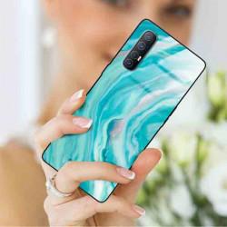 ETUI BLACK CASE GLASS NA TELEFON OPPO RENO 3 PRO ST_MARM-2021-3-103