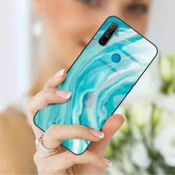 ETUI BLACK CASE GLASS NA TELEFON REALME REALME C3 ST_MARM-2021-3-103