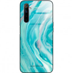 ETUI BLACK CASE GLASS NA TELEFON REALME REALME X50 ST_MARM-2021-3-103
