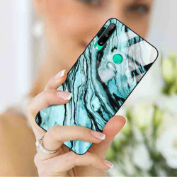 ETUI BLACK CASE GLASS NA TELEFON HUAWEI Y7P 2020 ST_MARM-2021-3-104