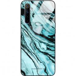 ETUI BLACK CASE GLASS NA TELEFON REALME REALME 6 ST_MARM-2021-3-104