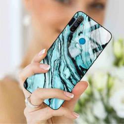 ETUI BLACK CASE GLASS NA TELEFON REALME REALME C3 ST_MARM-2021-3-104