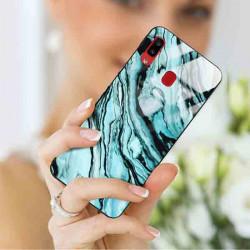 ETUI BLACK CASE GLASS NA TELEFON SAMSUNG GALAXY A20 / A30 ST_MARM-2021-3-104