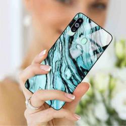 ETUI BLACK CASE GLASS NA TELEFON SAMSUNG GALAXY M40 ST_MARM-2021-3-104