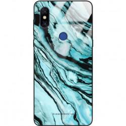 ETUI BLACK CASE GLASS NA TELEFON XIAOMI MI MIX 3 ST_MARM-2021-3-104