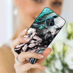 ETUI BLACK CASE GLASS NA TELEFON VIVO Y51 2020 ST_MARM-2021-3-105