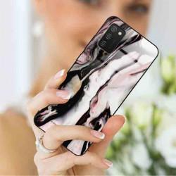 ETUI BLACK CASE GLASS NA TELEFON SAMSUNG GALAXY A02S ST_MARM-2021-3-106
