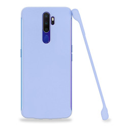 ETUI COBY SMOOTH NA TELEFON OPPO A11X FIOLETOWY