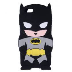 ETUI GUMA 3D BATMAN APPLE IPHONE 6 6S WZÓR 3
