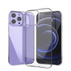 ETUI PROTECT CASE 2mm NA TELEFON APPLE IPHONE 13 PRO MAX TRANSPARENTNY