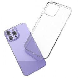 ETUI PROTECT CASE 2mm NA TELEFON APPLE IPHONE 13 PRO TRANSPARENTNY