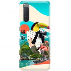 ETUI CLEAR NA TELEFON SONY XPERIA 5 II ST_MAJ-2021-1-103