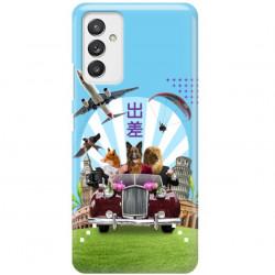 ETUI CLEAR NA TELEFON SAMSUNG GALAXY A82 5G ST_MAJ-2021-1-105