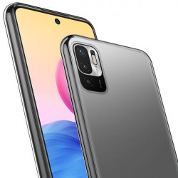 ETUI PROTECT CASE 2mm NA TELEFON XIAOMI REDMI NOTE 10 5G TRANSPARENTNY