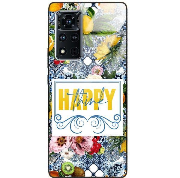ETUI BLACK CASE GLASS NA TELEFON HUAWEI HONOR VIEW 40 / V40 5G ST_MOJ-2021-1-104