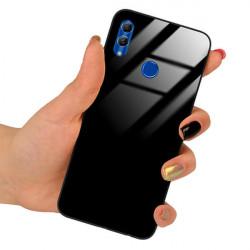 ETUI BLACK CASE GLASS NA TELEFON HUAWEI HONOR 10 LITE CZARNY