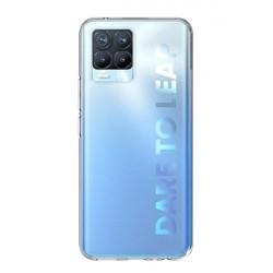 ETUI PROTECT CASE 2mm NA TELEFON REALME 8 5G / V13 5G TRANSPARENTNY