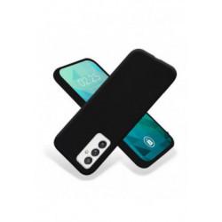 ETUI GUMA SMOOTH NA TELEFON SAMSUNG GALAXY A82 5G CZARNY