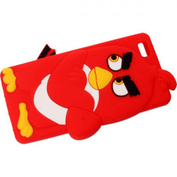 ETUI 3D ANGRY BIRDS HUAWEI P8 LITE