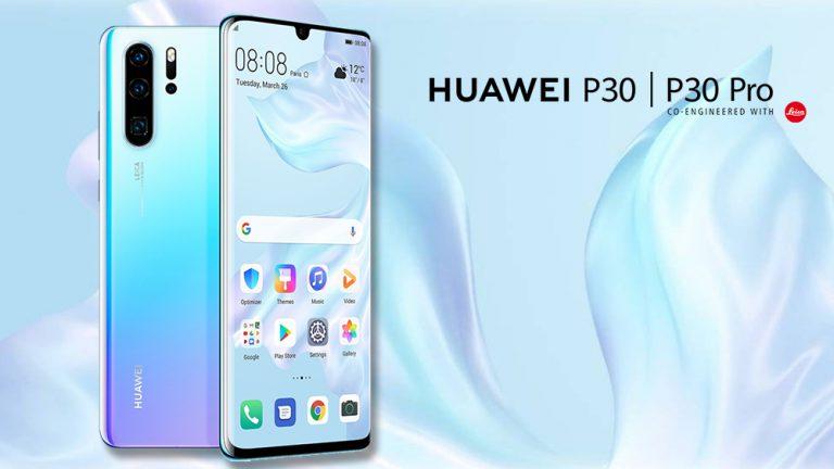 Huawei P30 i P30 Lite