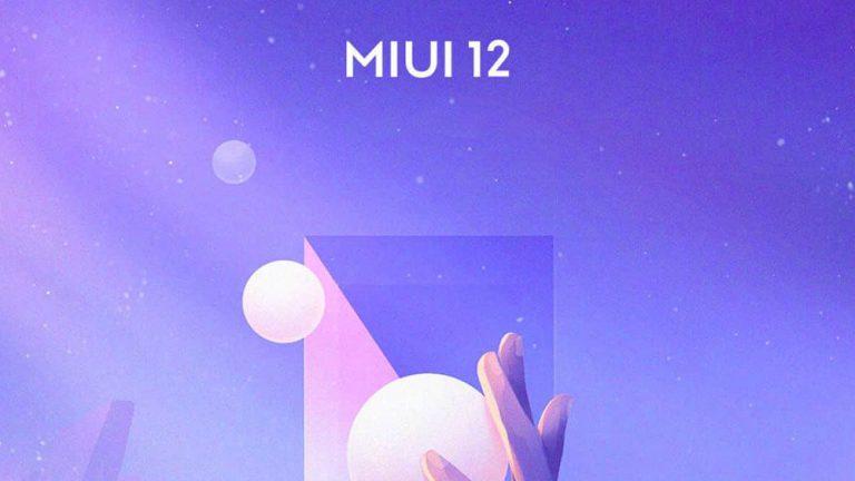Nakładka MIUI 12!